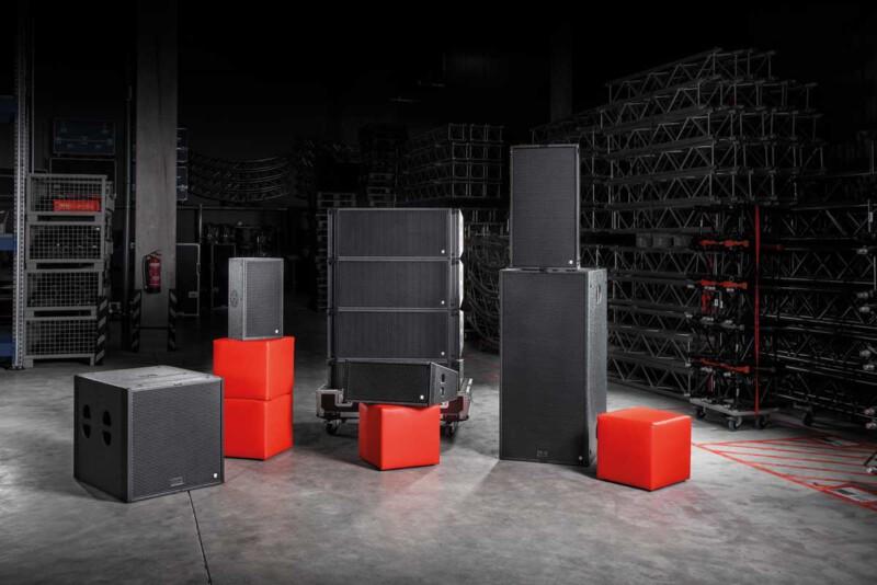 FOCUS Familie - SAudio Pro Audio Systeme